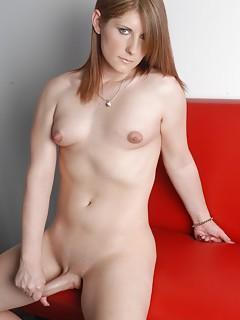 Small Tits Tranny